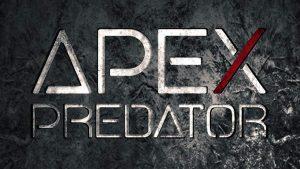 Apex Predator television series graphic